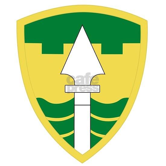 43rd military pdice Brigade