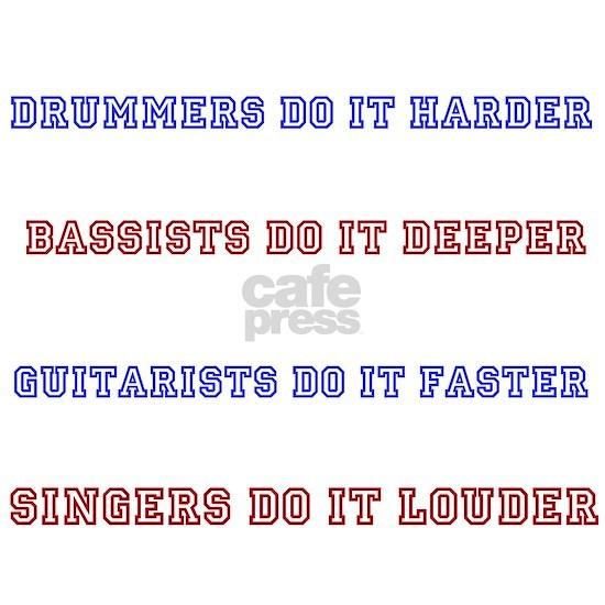 Bands Rock.