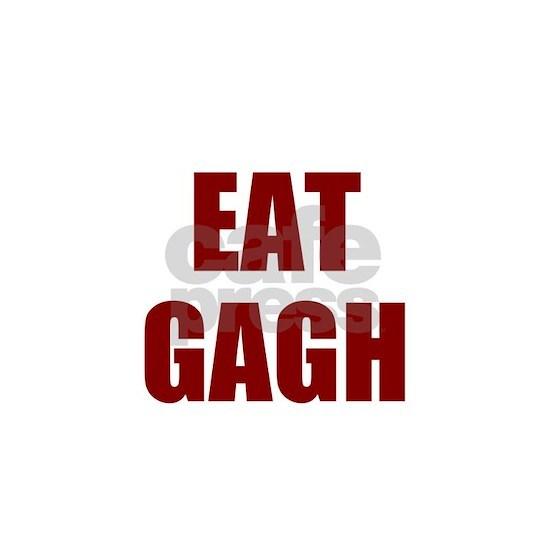 Eat Gagh Star Trek Klingon Style Insult