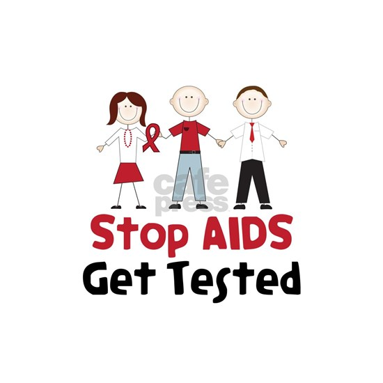 Stop Aids Get Tested