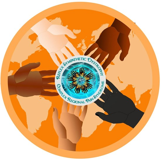 Helping Hands Color the World Orange
