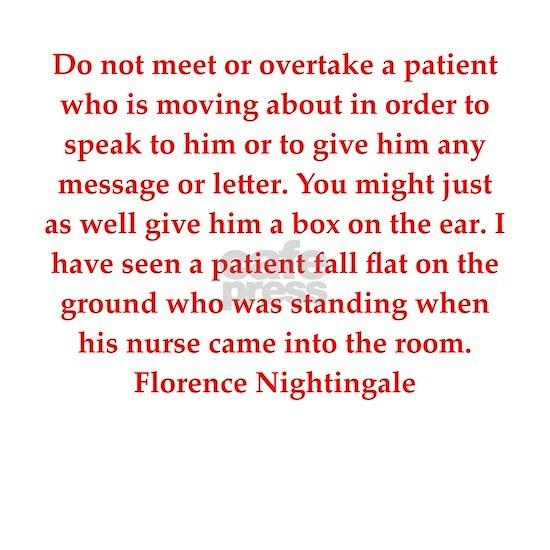 Florence Nightingale quote