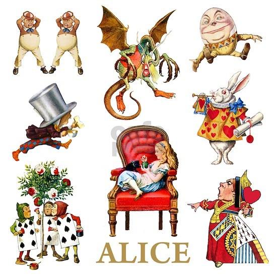Alice_In Wonderland_GOLD