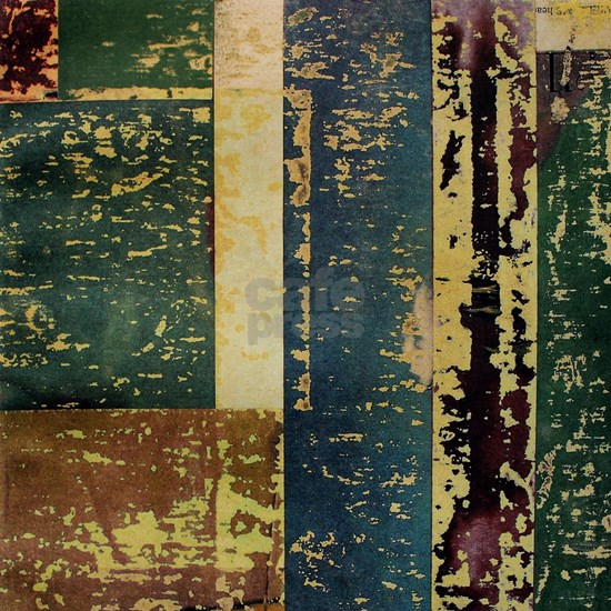 Colored Block Rustic Old Wooden Texture