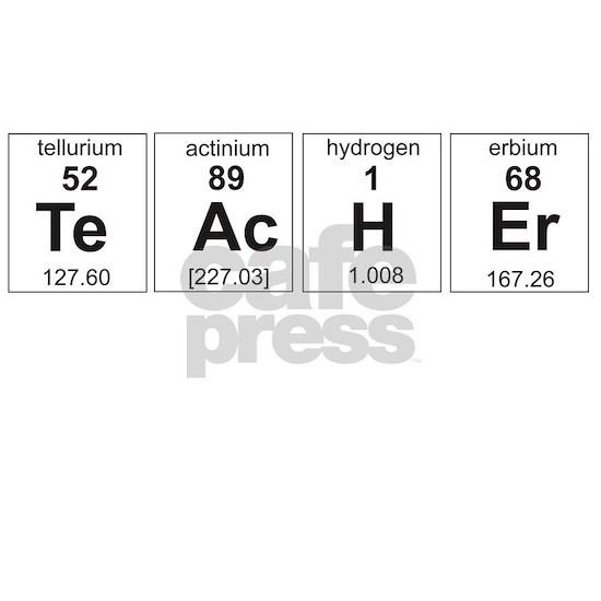 Teacher periodic elements