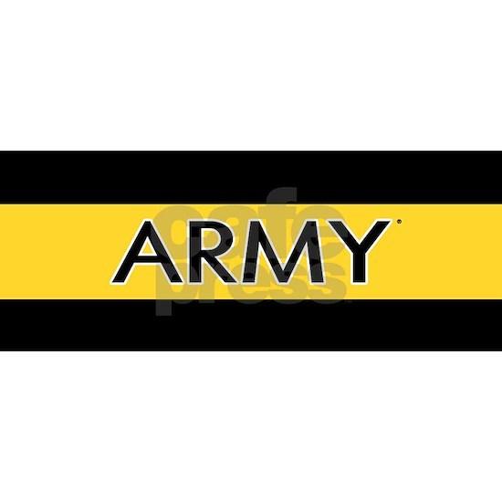 U.S. Army: Army (Gold Stripe)