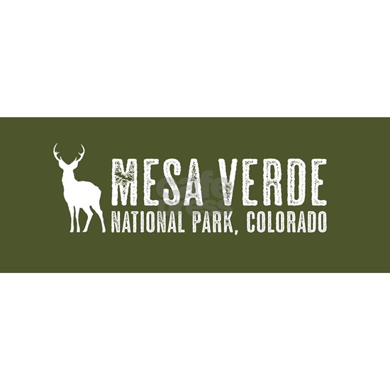 Deer: Mesa Verde, Colorado