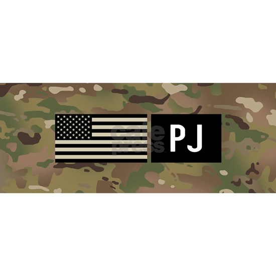 U.S. Air Force: PJ (Camo)