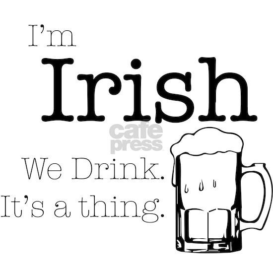 Irish We Drink