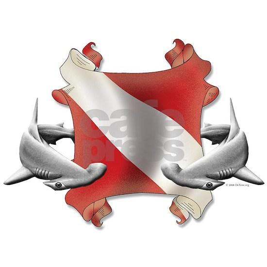 SCUBA Hamerheads