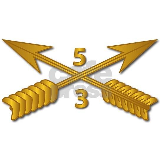 SOF - 3rd Bn 5th SFG Branch wo Txt