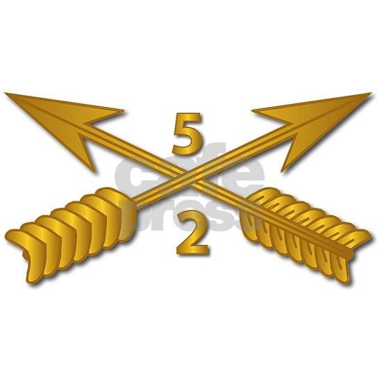 SOF - 2nd Bn 5th SFG Branch wo Txt
