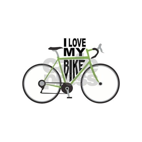 I Love My Bike