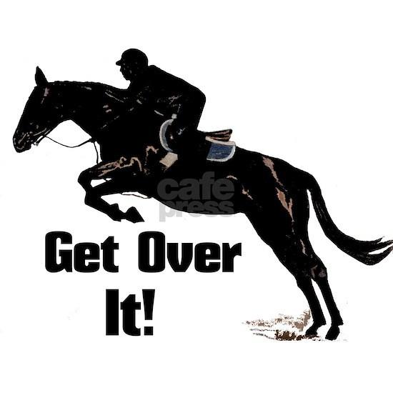 Get Over It! Horse Jumper
