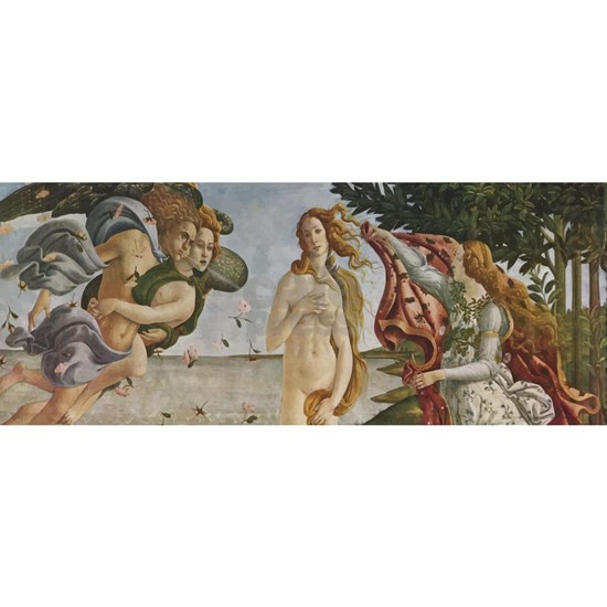 Venus and Adonis Painting