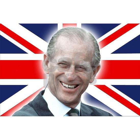 HRH Prince Philip - Great Britons!