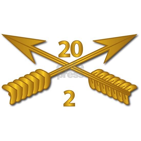 2nd Bn 20th SFG Branch wo Txt