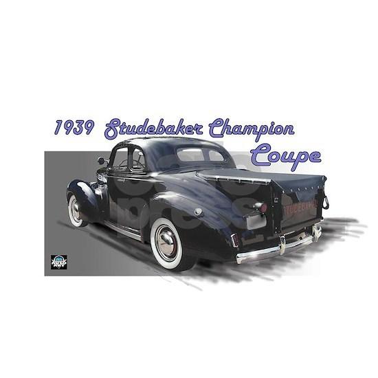 1939 Studebaker Champion Coupe
