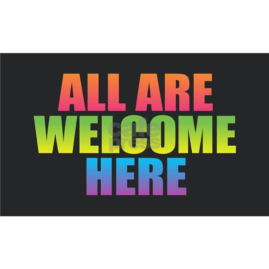 All Are Welcome Here