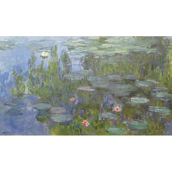 Claude Monet's Nympheas