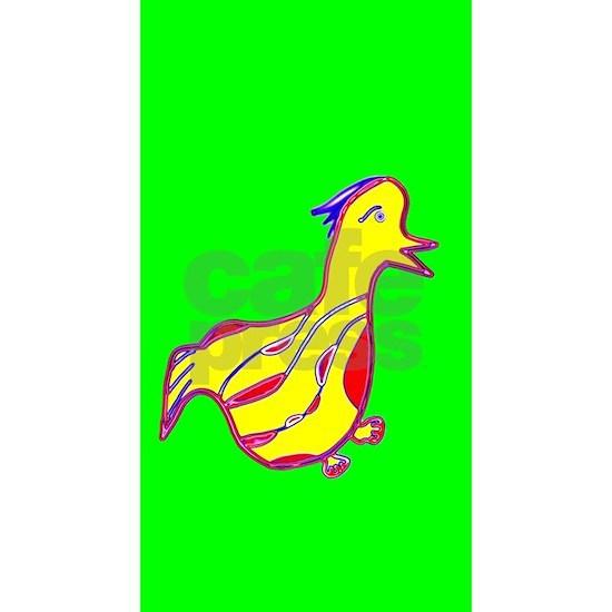 Green Duck 4Adam