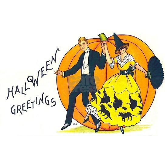 Halloween Greetings 1920s