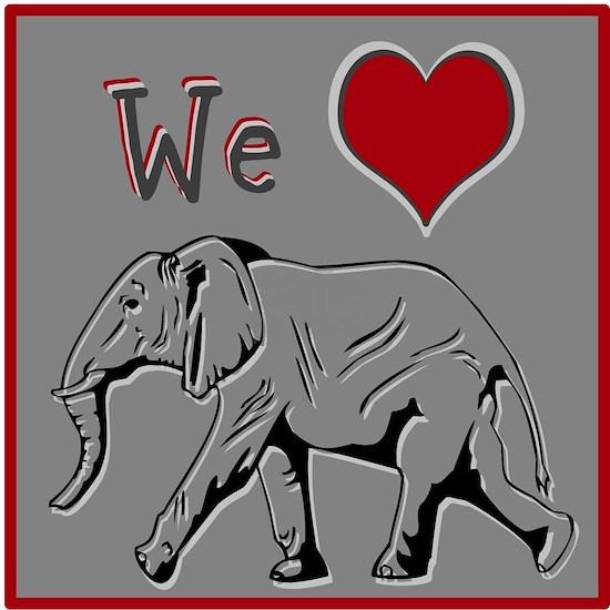 We Heart Elephants ~