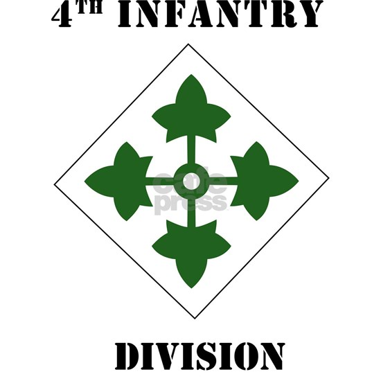 4th Infantry Division W/Text