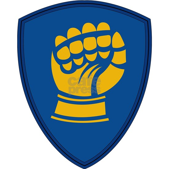 46th Infantry Division - Iron Fist Division