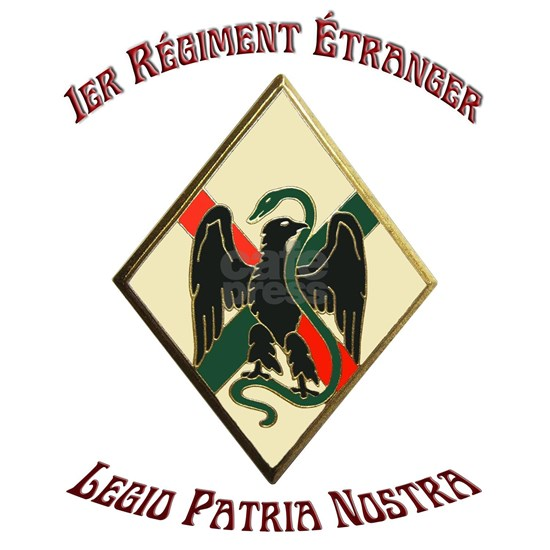 1St Regiment French Foreign Legion