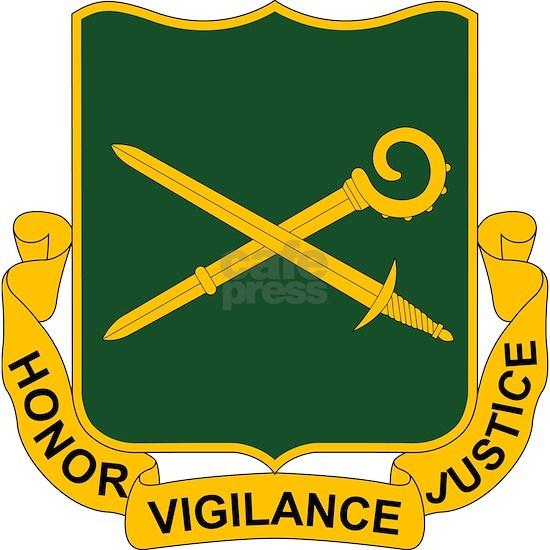 385th Military Police Battalion - Honor, Vigilance