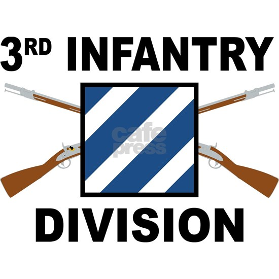 3rd Infantry Division - Crossed Rifles