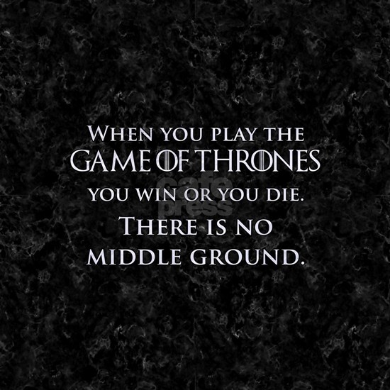 GOT THE GAME OF THRONES