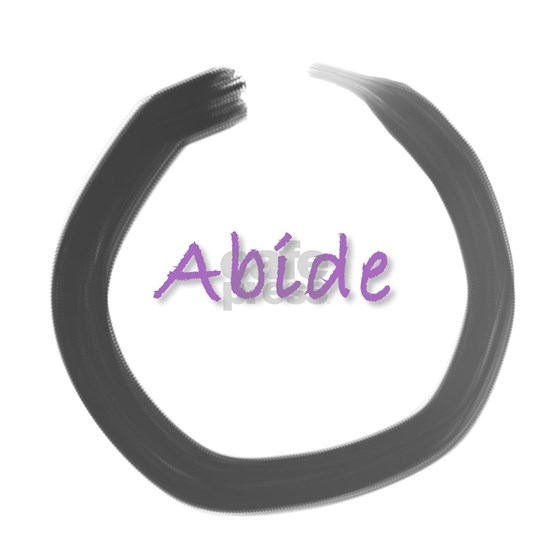 Abide Zen Circle shower