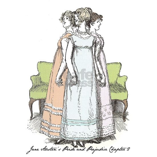 The Bennet Sisters - Jane Austen's P&P Chapter 2