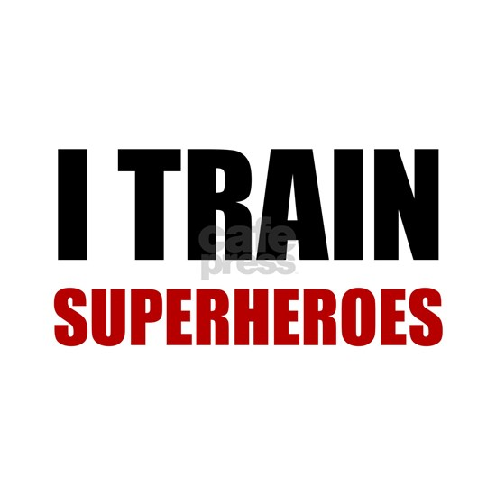 I Train Superheroes
