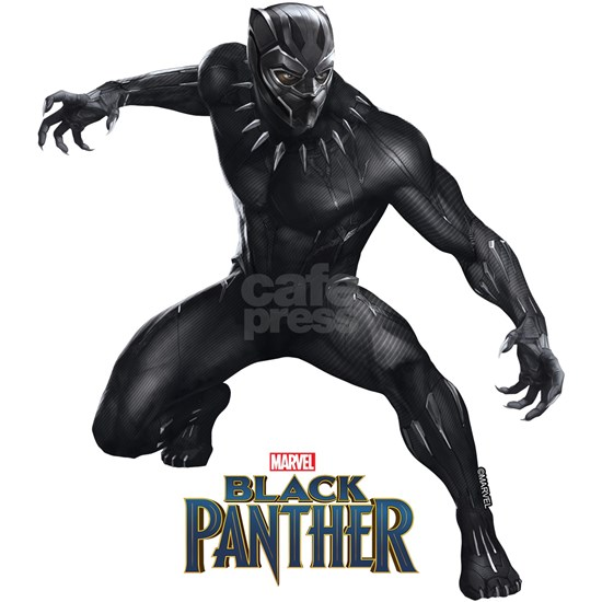 Black Panther Pose