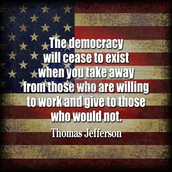 Democracy Quote