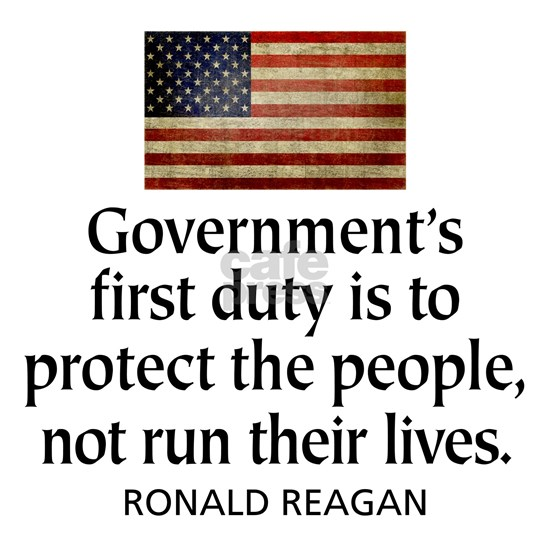 Governments first duty