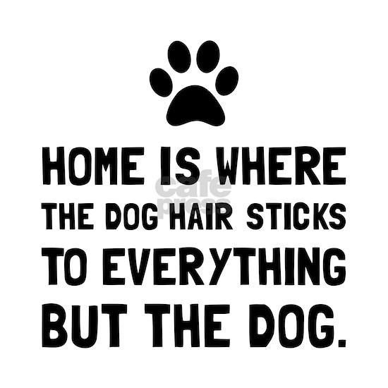 Dog Hair Sticks