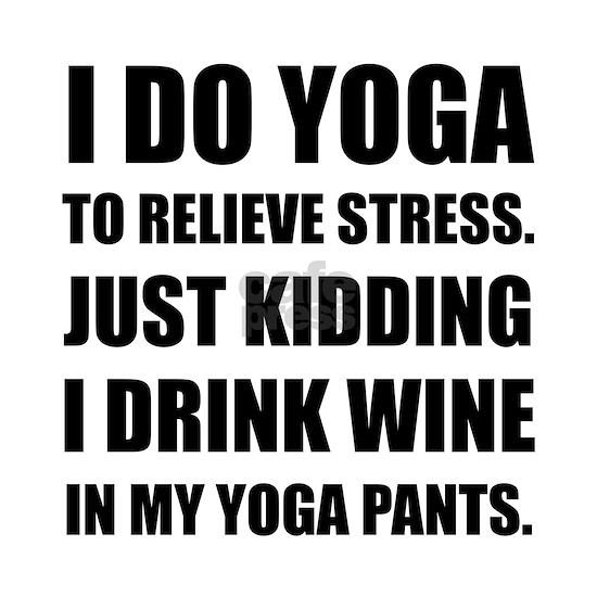 Yoga Pants Wine
