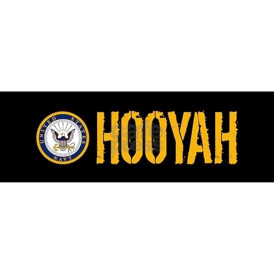 U.S. Navy: Hooyah (Black)