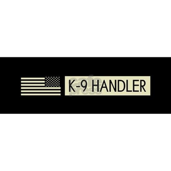K-9 Handler (Black Flag)
