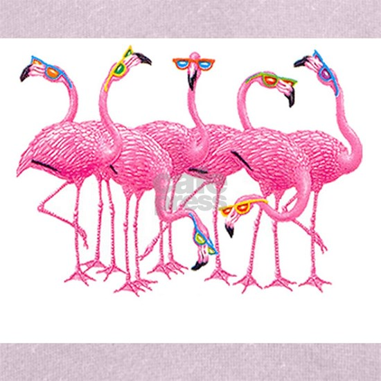 Cool Flamingos