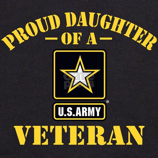 Proud Daughter of a US Army Veteran