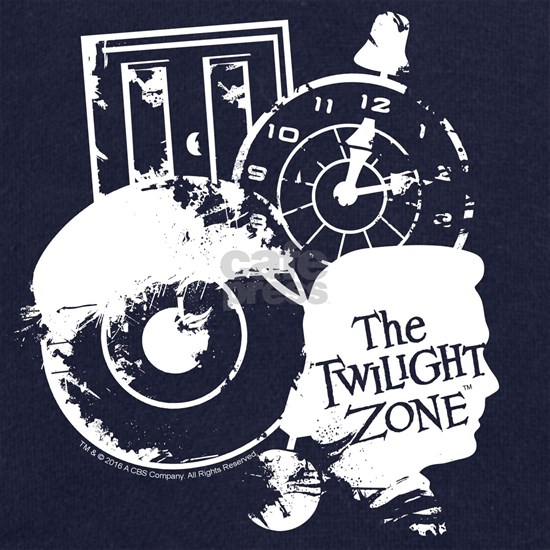 The Twilight Zone Watching Image: Dark Version