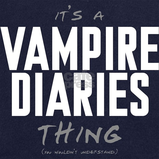 It's a Vampire Diaries Thing