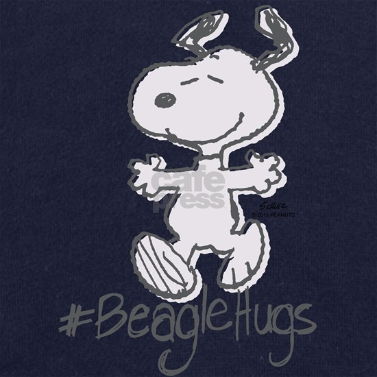 Snoopy Beagle Hugs