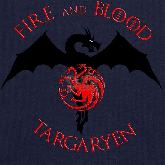 Fire and Blood. House Targaryen