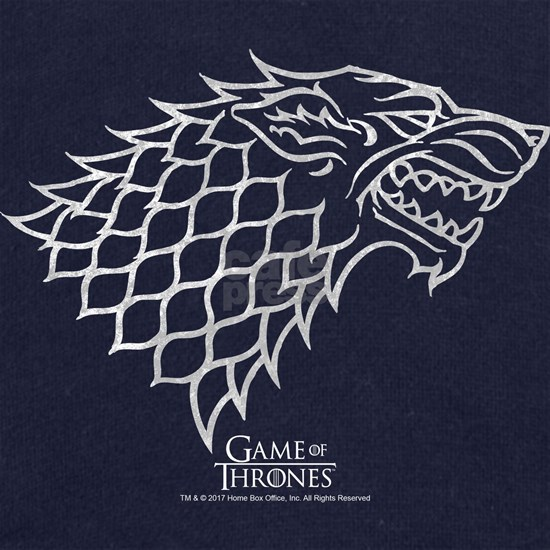 Game of Thrones House Stark Wolf